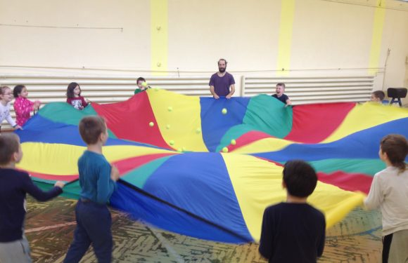Școala de circ Alandala Circu Project - activitati Scoala altfel