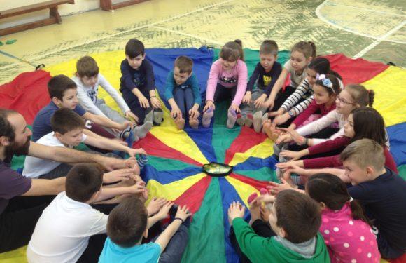 Școala de circ Alandala Circus Project - cerc