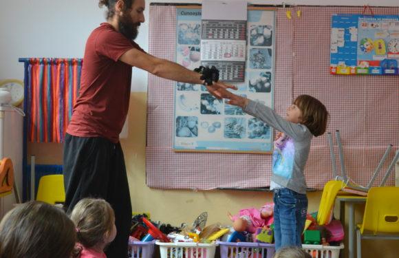 Școala de circ Alandala Circu Project - activitati copii 3