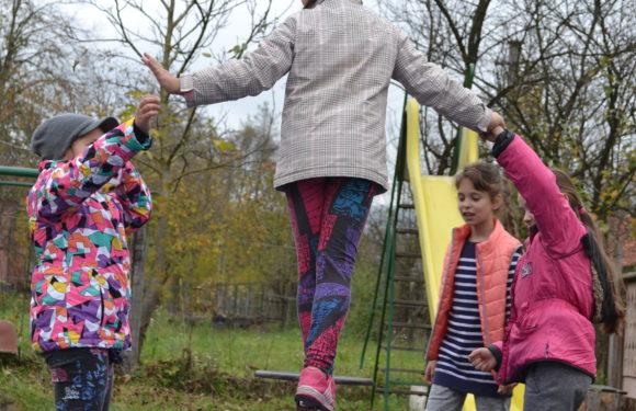 Școala de circ Alandala Circu Project - activitati copii 8