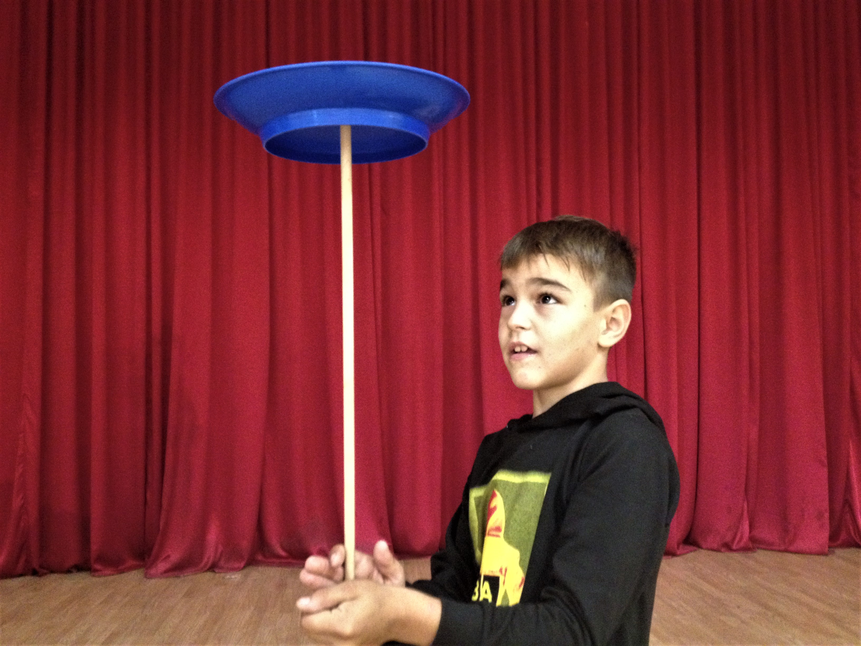 Circ de 2 lei - proiect de circ social 4